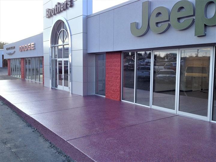 commercial flooring systems atlanta