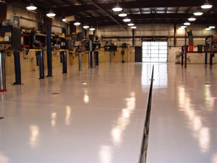 epoxy floorings atlanta
