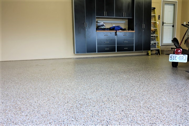 epoxy floors atlanta