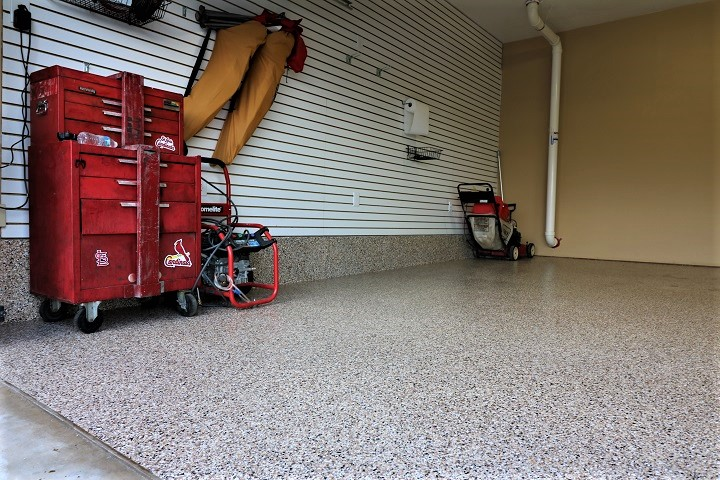 epoxy garage floors atlanta