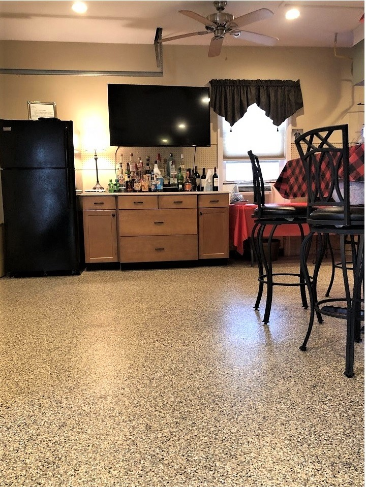garage flooring options atlanta
