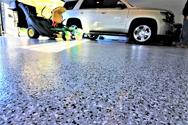 garage floors atlanta