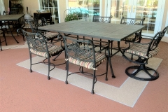commercial concrete patio atlanta