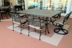 commercial concrete patio atlanta