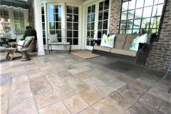 patio stamped concrete atlanta