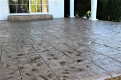 stained concrete patio atlanta