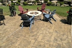 stamped concrete patio atlanta