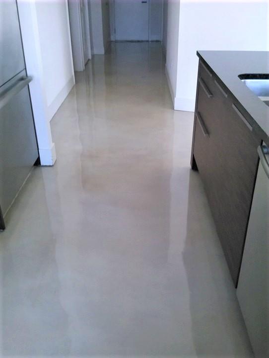 interior floor polish atlanta