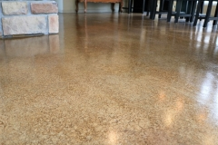 concrete interior floor polish atlanta