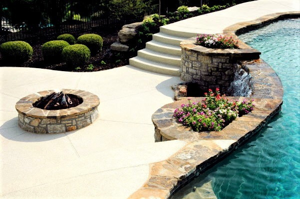 pool deck texture coatings atlanta