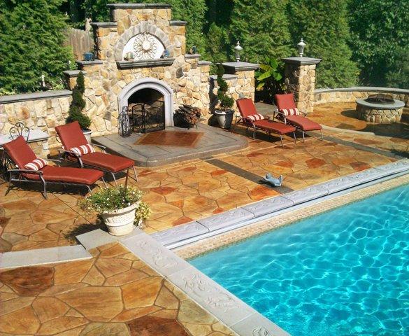 concrete  pool deck contractor atlanta