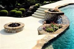 pool deck texture coatings atlanta