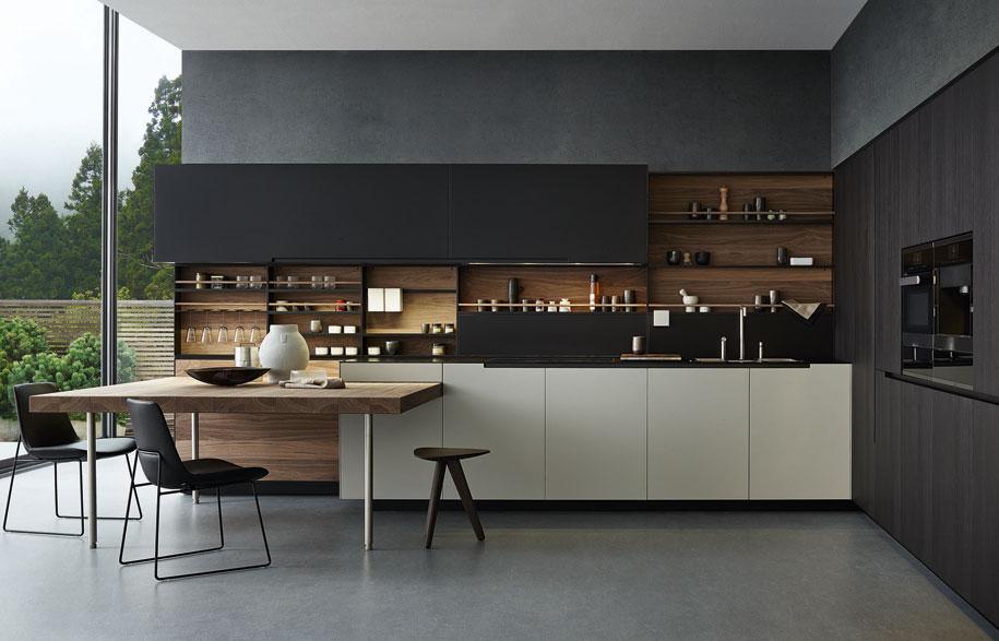 industrial flooring kitchen