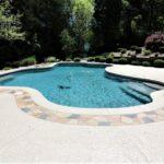 pool deck knock down finish atlanta