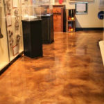 concrete staining atlanta