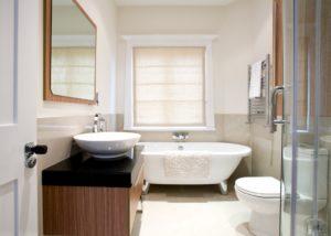 bathroom concrete flooring atlanta
